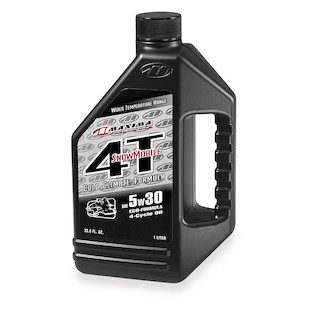 Maxima Snowmobile 4T Oil