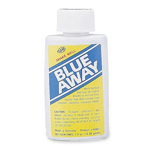 Blue Away Exhaust Cleaner