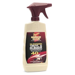 Meguiars Mirror Glaze Vinyl / Rubber Cleaner