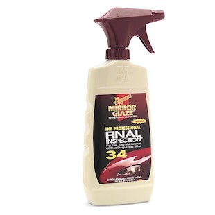 Meguiars Mirror Glaze Final Inspection Cleaner