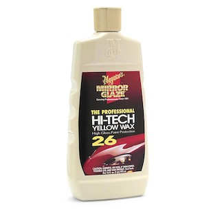 Meguiars Mirror Glaze Hi-Tech Yellow Wax