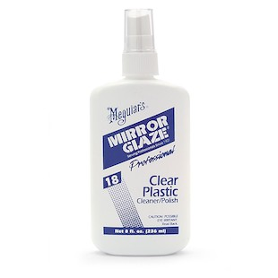 Meguiars Clear Plastic Cleaner and Polish