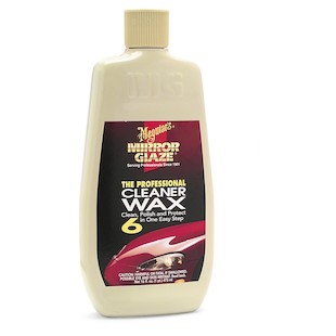 Meguiars Mirror Glaze Cleaner Wax