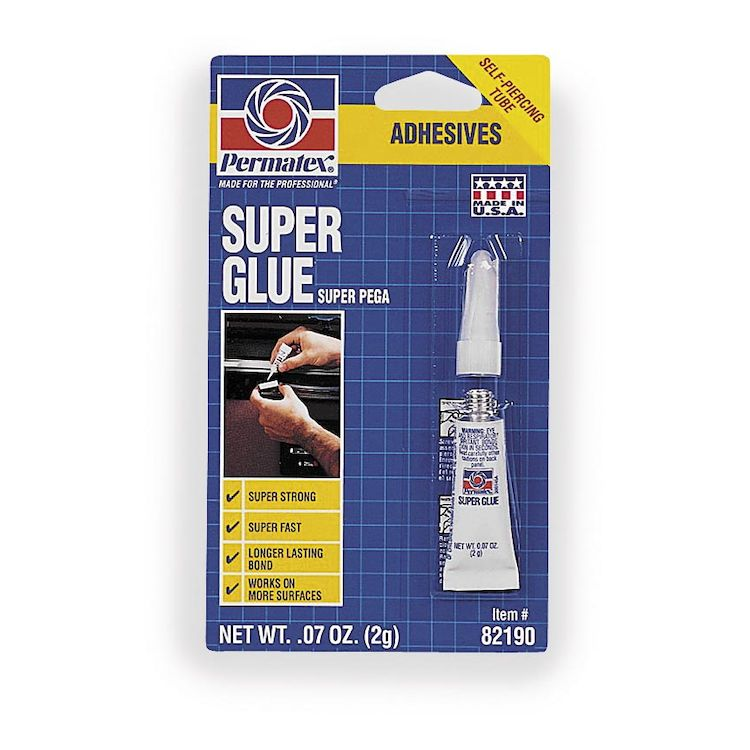 Permatex Super Bonder Super Glue