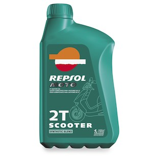 scooter 2 stroke motor oil