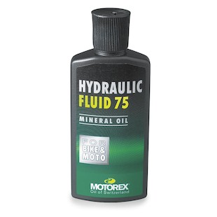 Motorex Hydraulic Fluid 75 Motorex Hydraulic Fluid 75 is a special oil for hydraulic clutch systems. Can be used whenever the manufacturer recommends a mineral oil based fluid. Features: High seal compatibility Excellent age resistance Ideal viscosity at both high and low temperatures