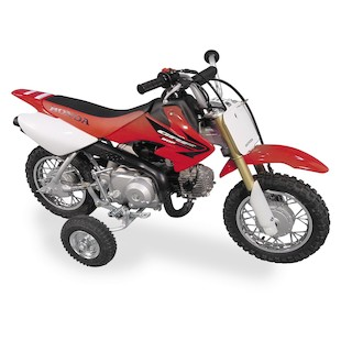 MC Enterprises 200 Series Deluxe Training Wheels Yamaha TTR50 2006-2014