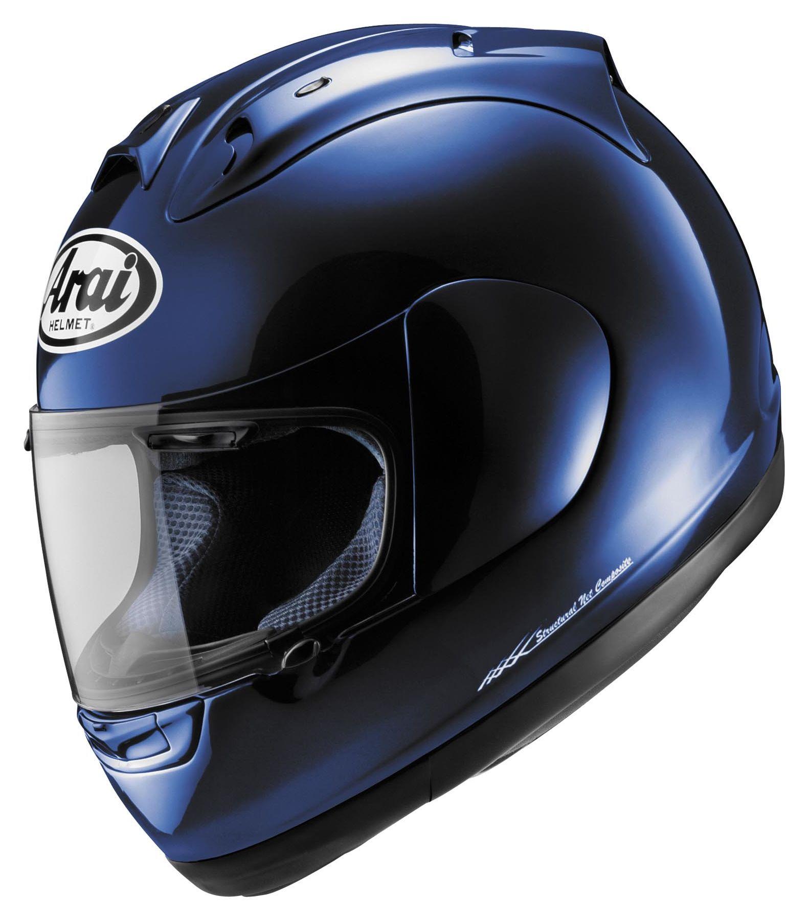 arai rx7 corsair helmet malibu blue revzilla