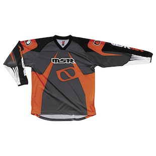 MSR Revolver Jersey (Color: Orange / Size: LG)