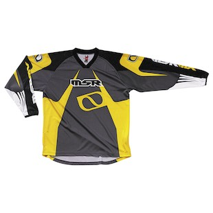 MSR Revolver Jersey (Color: Yellow / Size: LG)