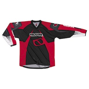 MSR Revolver Jersey (Color: Red / Size: 2XL)