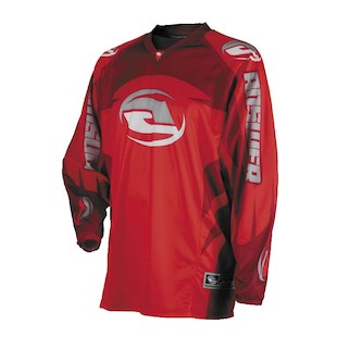Answer Alpha Jersey (Color: Red / Size: 2XL)