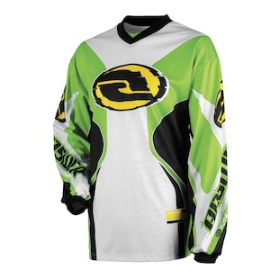 Answer Ion Jersey (Color: Green / Size: 2XL)
