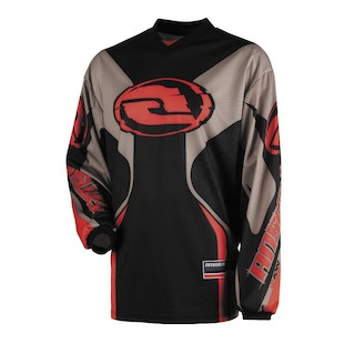 Answer Ion Jersey (Color: Black / Size: 3XL)