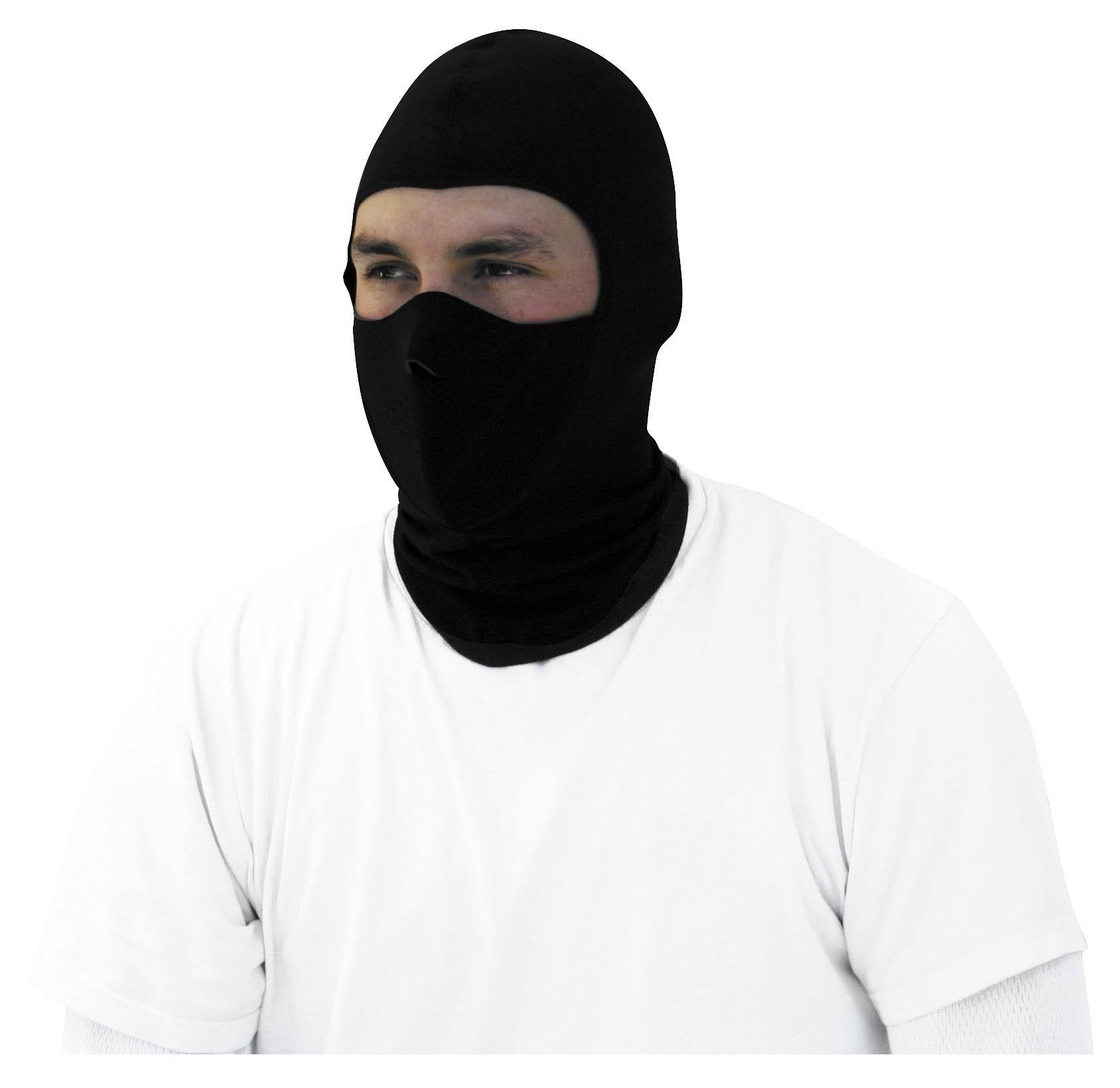 9ef01fbb8e4 ZANheadgear Coolmax Balaclava With Neoprene Mask