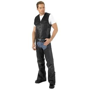 River Road Frontier Leather Vest