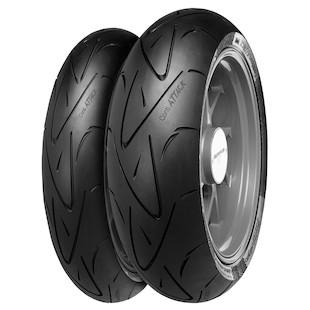 Continental Sport-Attack Hypersport Tires