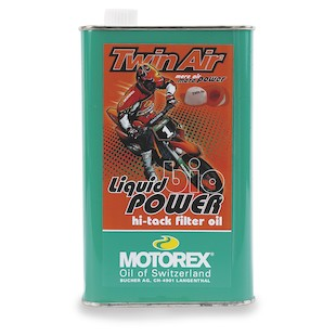 Motorex Twin Air Bio Air Filter Oil