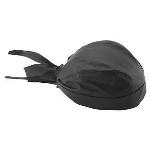 River Road Basic Leather Skull Cap