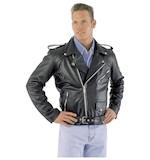 River Road Basic Leather Jacket
