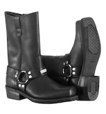 River Road Traditional Square Toe Harness Boots
