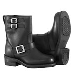 River Road Women's Twin Buckle Engineer Boots