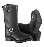 River Road Twin Buckle Engineer Boots