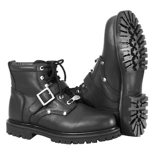 River Road Crossroads Buckle Boots
