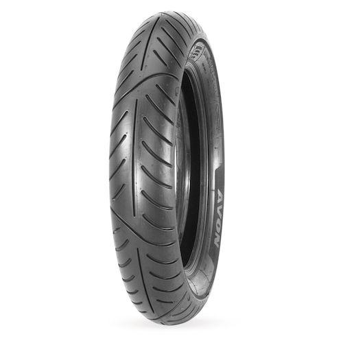 Avon AM41 Venom Motorcycle Tire Review - YouTube