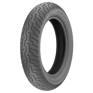 Dunlop D404 Front Tires