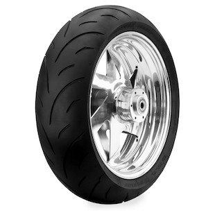 Dunlop Qualifier Performance Rear Radial Tires