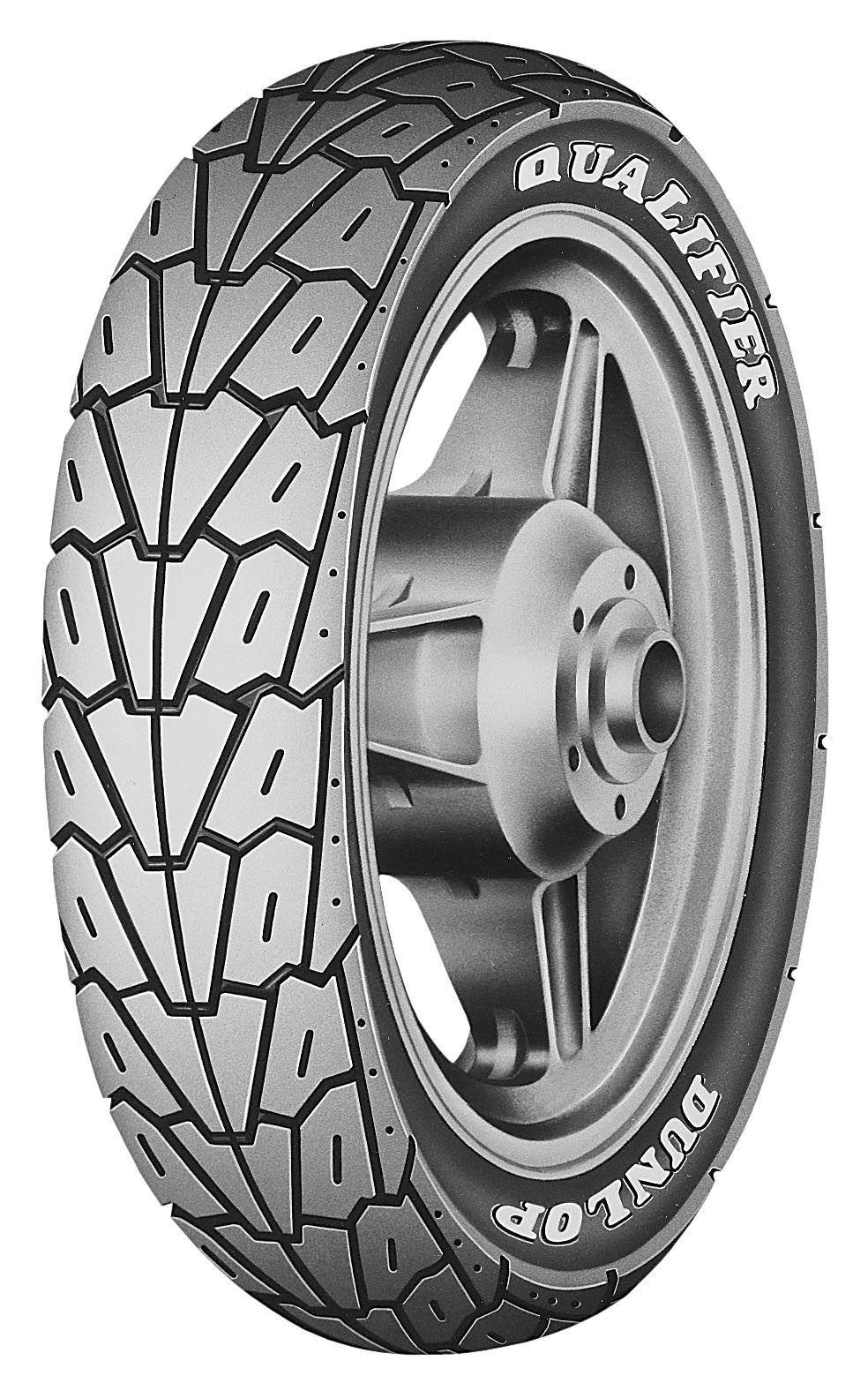 Dunlop K525 Qualifier V Max Rear Tires 34 96 53 Off