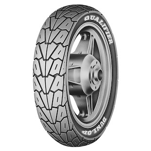 Dunlop K525 Qualifier V-Max Rear Tires