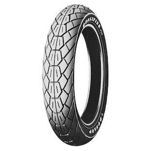 Dunlop F20 Qualifier V-Max Front Tires