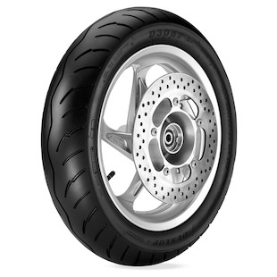 Dunlop D305 Scooter Front Tire