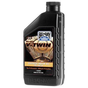 Bel-Ray V-Twin Synthetic Motor Oil 10W50