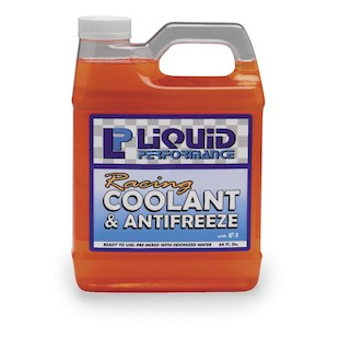 Liquid Performance Racing Coolant And Anti-Freeze