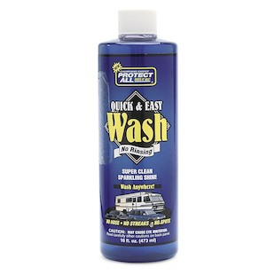 Protect All Quick & Easy Wash