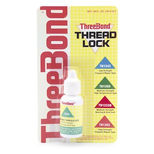 ThreeBond Thread Lock Hi-Temperature 1360