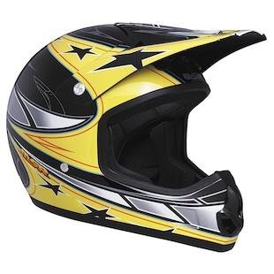 2008 MSR Youth Assault Stars Helmet