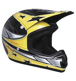 2008 MSR Youth Assault Stars Helmet