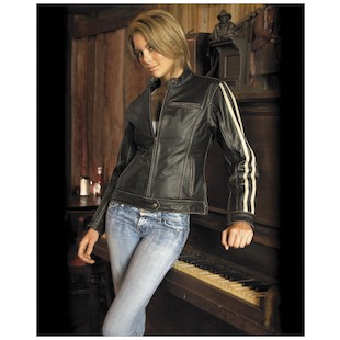 River Road Women S Dame Vintage Leather Jacket 108