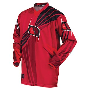 MSR Nxt Jersey (Color: Red / Size: 2XL)
