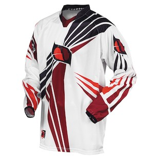 MSR Nxt Jersey (Color: White / Size: LG)