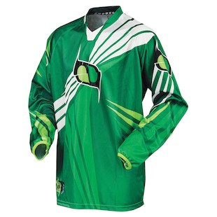 MSR Nxt Jersey (Color: Green / Size: SM)