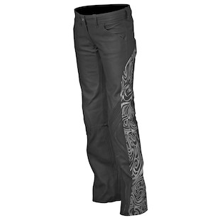 Teknic Women's Vogue Leather Pants