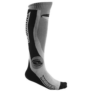 Answer Knee High Moto Socks