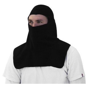 Zan's Fleece Balaclava with Spandex Crown