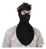 Zan's Neoprene Face Mask/Neoprene Neck Shield