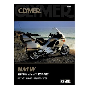 Clymer Manual BMW K1200RS / GT / LT 1998-2010